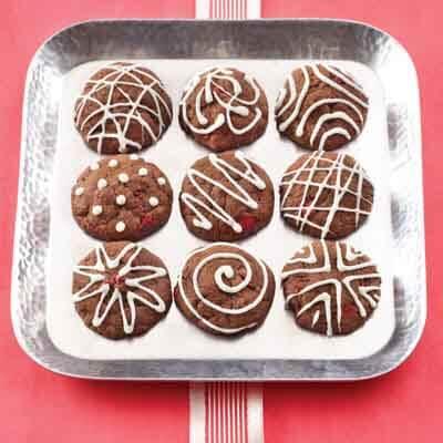 Chocolate Cherry Bonbons Image