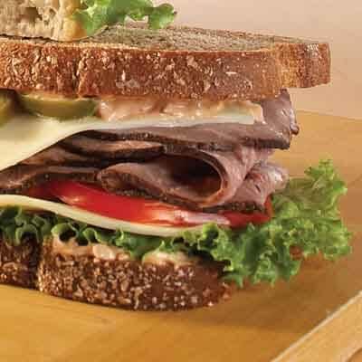 Chipotle Blast Sandwiches Image