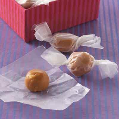 Peanut Butter Caramel Chews Image
