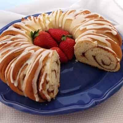 Cinnamon Teacake Recipe