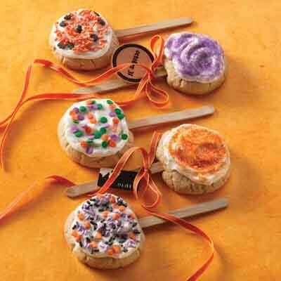 Halloween Party Pops Image