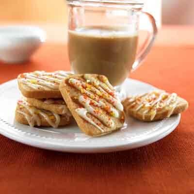 Gluten Free Chai Shortbread Cookies Recipe