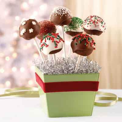 Brownie Holi-Pops (Gluten-Free Recipe) Image