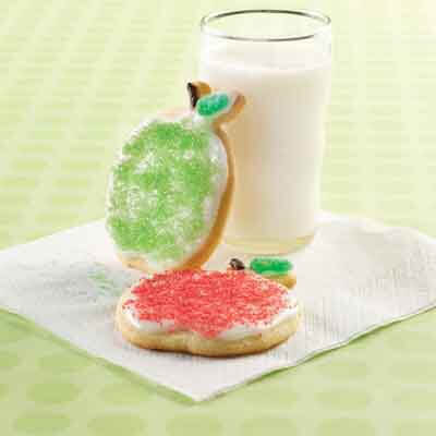 Soft Cut Out Cookies Recipe
