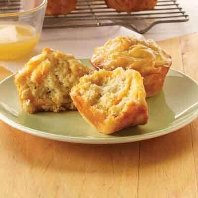 Honey Carrot Muffins Image