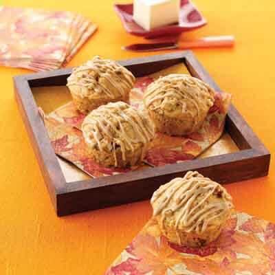Sweet Potato Muffins Image