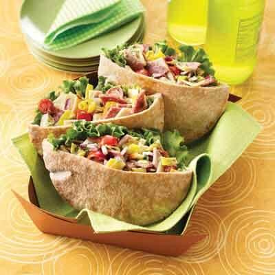 Deli Chop Chop Sandwiches Image