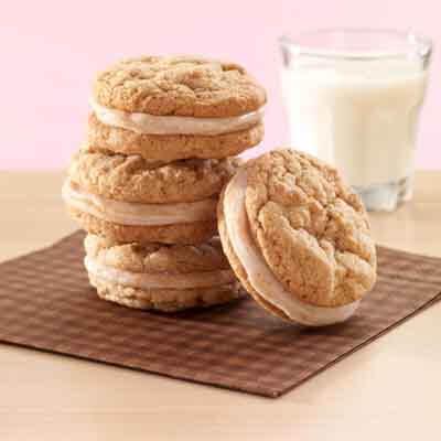 Snickerdoodle Sandwich Cookies Recipe