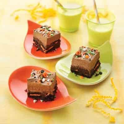 Halloween Brownies Recipe
