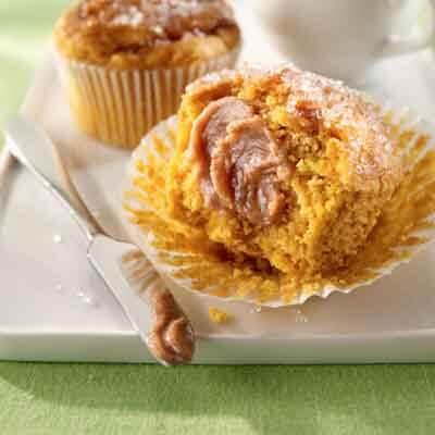 Sparkling Pumpkin Muffins Image