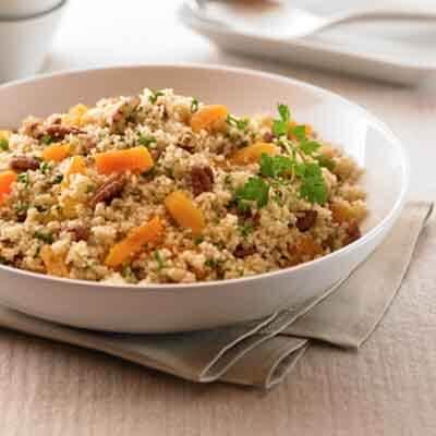 Pecan & Apricot Couscous Image