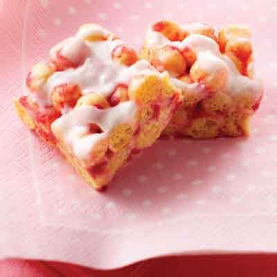 Holiday Cereal Treats Image
