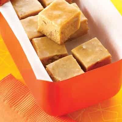 Pecan Pumpkin Pie Fudge Image