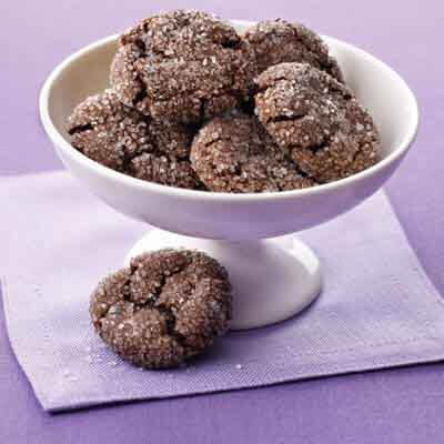 Cappuccino Crinkles Image