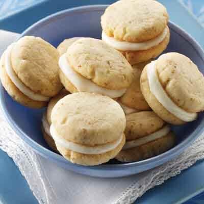 Walnut Whoopie Cookies Recipe
