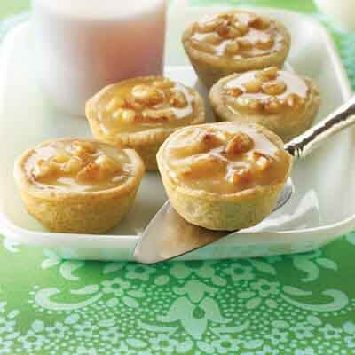 Cardamom Honey Tartlets Image