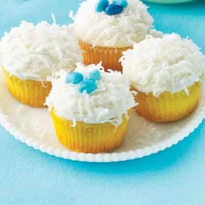 Lemon Coconut Cupcake Recipe