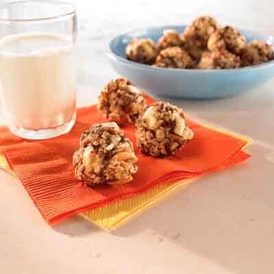 Toasted Granola Bites Image