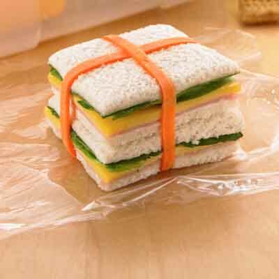 Lunchbox Surprise Sandwich Recipe Land O Lakes