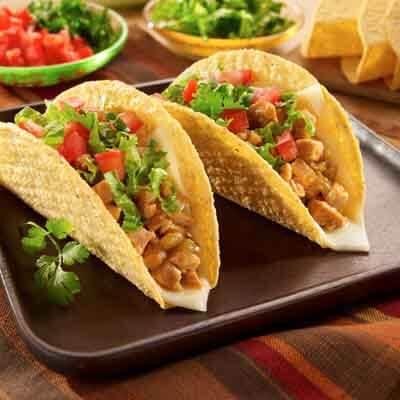 Turkey Tacos Image