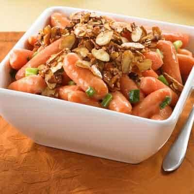 Maple-Glazed Carrots Image