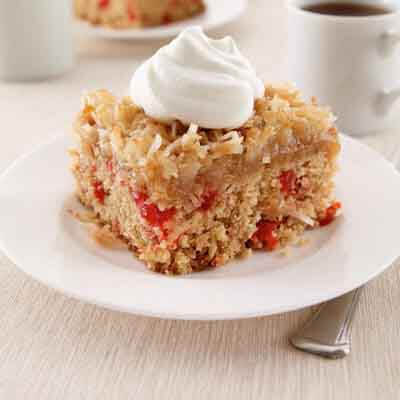 Caramel Oatmeal Cake Recipe