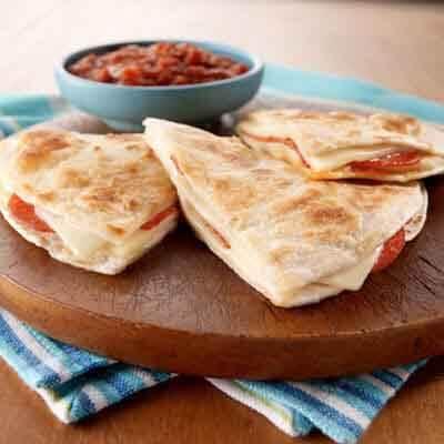 Pepperoni Pizzadilla Image