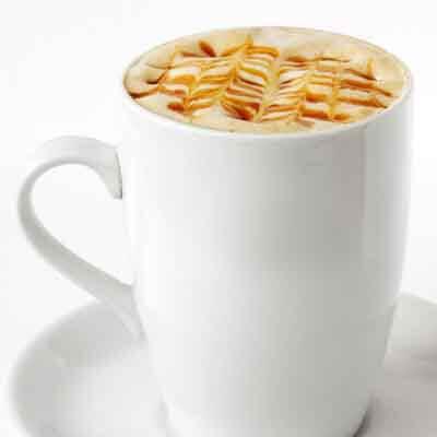 Caramel Coffee Indulgence Image
