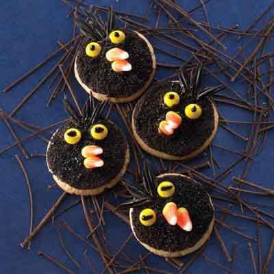 Kooky Crow Cookies Image