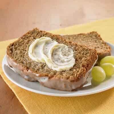 Glazed Pear Bread Image