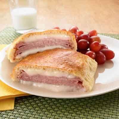Ham & Cheese Hand Pies Image