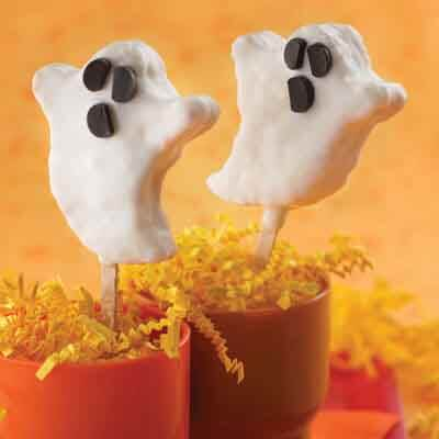 Ghostly Cereal Pops Image
