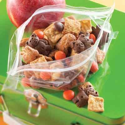 Peanut Butter-Pretzel Snack Mix Image