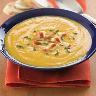 Slow Cooker Smoky Butternut Squash Soup Image