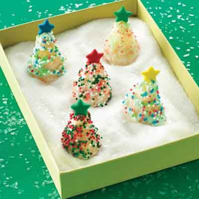 Mini Macaroon Trees Image