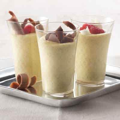 Vanilla Bean Custard Samplers Image