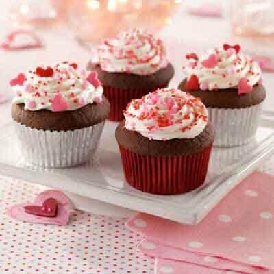 Chocolate Creamy Cupcake Recipes