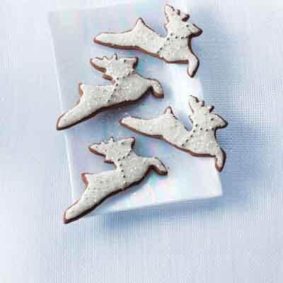 Glistening Reindeer Image