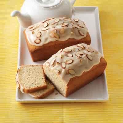 Poppy Seed Almond Tea Bread Image