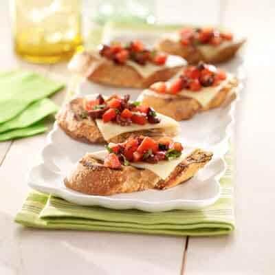 Grilled Bruschetta Image