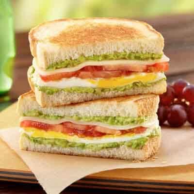 California Style Fried Egg Sandwich Recipe Land O Lakes