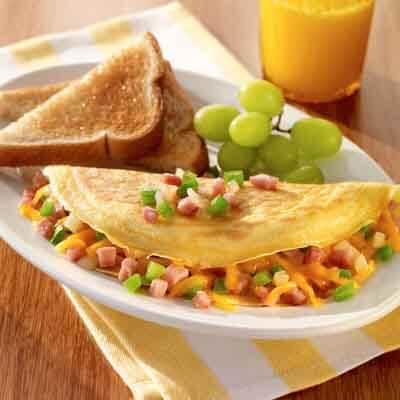 Denver-Style Omelet