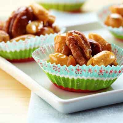 Chipotle Rosemary Nut Clusters Image