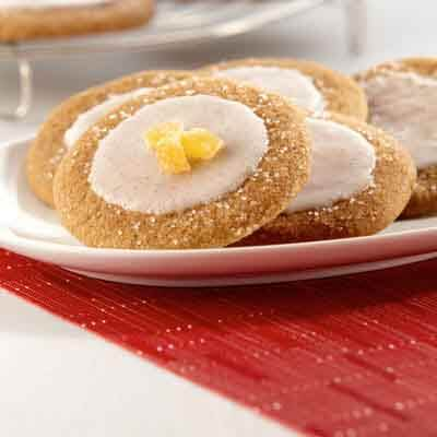 Spicy Ginger Cookies Recipe