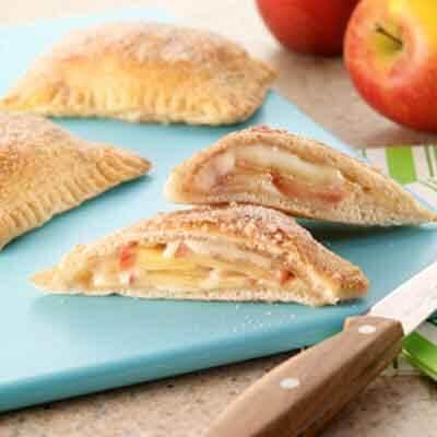 Apple & Cheese Mini Hand Pies Image