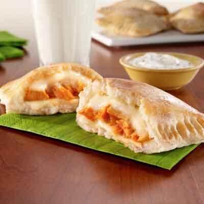 Buffalo Chicken Hand Pie Recipe