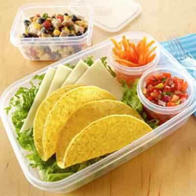 Taco Bento Boxes Image