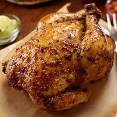 Southwest Roasted Chicken Image