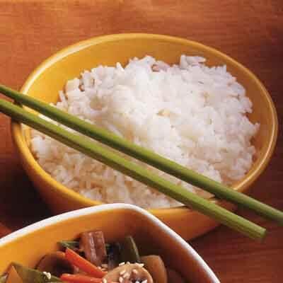 Perfect Long Grain Rice Image