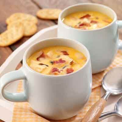 Harvest Beer Cheese Soup Image